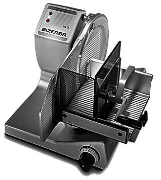 cortadora manual para carnicer as vs 12w rebanadora de la marca bizerba. Black Bedroom Furniture Sets. Home Design Ideas